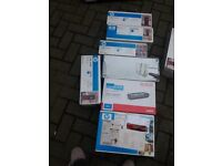 HP, Brother Dell and other older model printer ink and cartidges