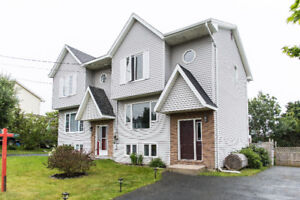 Eastern Passage two story semi detached.