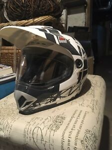 Motorized helmet