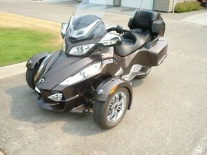 2012 Cam-Am Spyder Limited