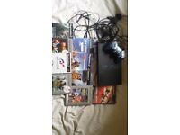 PS2 WITH 9 GAMES