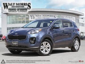 2017 Kia Sportage LX: ACCIDENT FREE, LOCAL MANITOBA VEHICLE