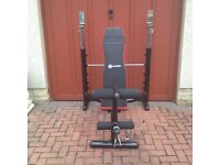 commercial weight bench BRAND NEW BY BODY RIP