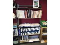 Office Ladder Shelf - £10