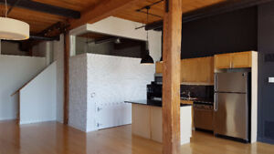 1 bedroom - Candy Factory Loft - For Rent (Trinity Bellwoods)