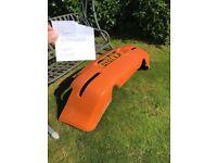 350z rear bumper Temper orange A53 (HR)