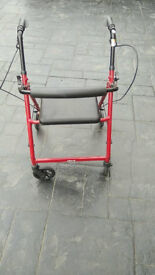 Drive mobility walker
