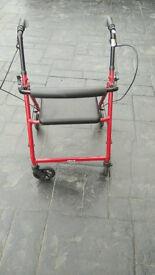 Drive mobility walker