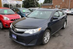 2014 Toyota Camry LE Leather Navi Heated Seats