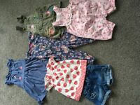 Age 12-18 months girls clothes