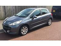 Peugeot 207 year 2007 automatic