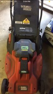 Black & Decker Electric Mower - good condition