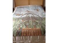 Single duvet cover ideal for a little boys room