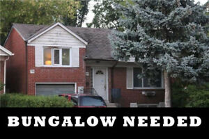 looking to buy a bungalow in Avenue Rd