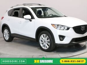 2014 Mazda CX-5 GT AWD AUTO TOIT CUIR MAGS
