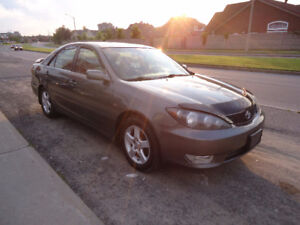 2006 Toyota Camry SE Sedan Comes With Sefety & E Test