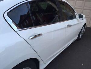 2013 Accord EX-L low km under warranty