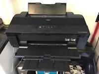 Epson stylus photo 1500W A3 printer