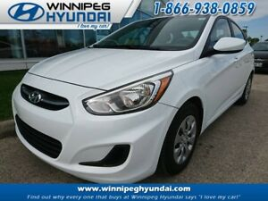 2017 Hyundai Accent 4door GL Heated Seats Bluetooth No Accidents