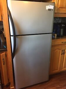 Looking for a silver or stainless fridge