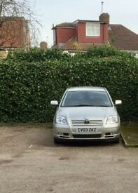 looking for part exchange Toyota avensis 2003 1.8l with 1.2 or 1.4