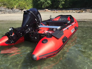 NEW ** STRYKER RANGER LX 360 ** INFLATABLE BOATS