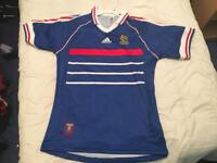 France 1998 Home Shirt - BNWT - (XL)