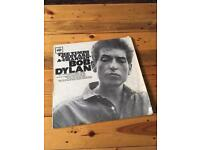 Bob Dylan rare the times are changing