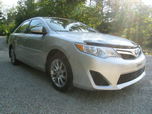 2013 Toyota Camry LE *Stunning Condition Leaseback!* $70 per Wk.