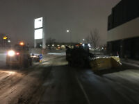 Plowing & Snow Removal