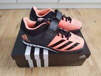 NEW Adidas Powerlift 3 Weight Training Squat Shoes