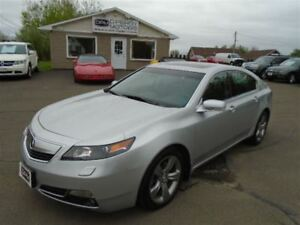 2013 Acura TL ALL-WHEEL-DRIVE Leather Sunroof