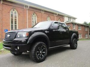2007 Ford F-150 Harley-Davidson LIFTED WITH 33'' WHEELS $13,888