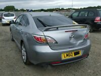 BIG VARIETY OFF PARTS AVAILABLE FOR 2011 MAZDA 6 ENGINE GEARBOX BODY PARTS