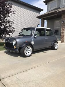 Mini Rover Austin Morris