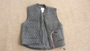 12 Volt Electric Plug in Heated Motorcycle Vest Men size 44