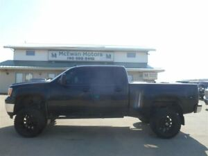 2013 GMC SIERRA 2500HD SLT Diesel Lifted