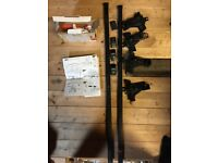 Thule roof rack. Locking. 2 keys. Suit Golf Bora 98-