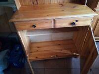 Welsh dresser solid pine