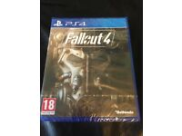 Fallout 4 PS4 game. BRAND NEW - still in cellophane. £10