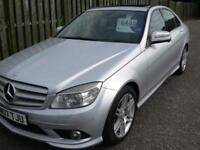Mercedes-Benz C320 3.0TD 7G-Tronic 2007 CDI Sport 1 years Mot /1 previous owner