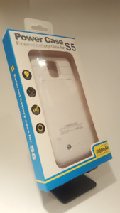 Brand New Sealed Samsung S5 Charging Case Battery Backup $50