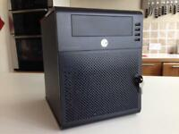 HP N40L micro server (ideal media server or NAS)
