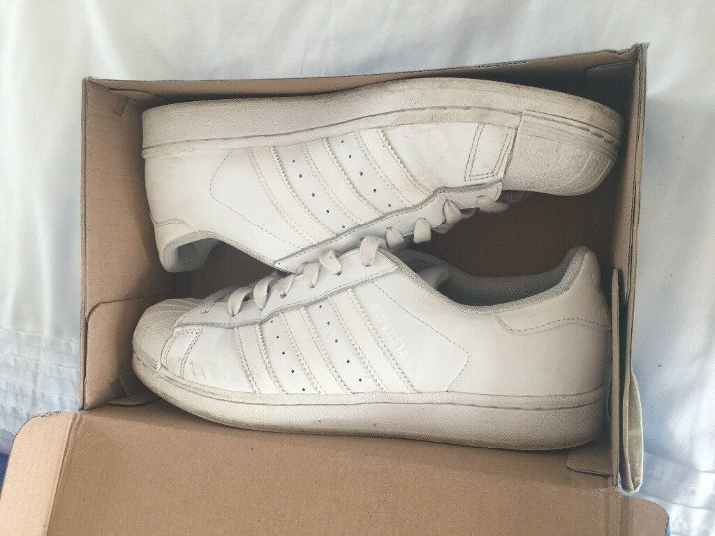 Adidas Superstar size 7in Taunton, SomersetGumtree - Adidas Superstar size 7 in good condition, comes with box, grab a bargain at £20, can post if needed, thank you