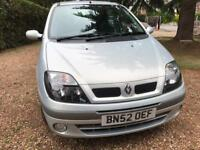 Renault Megane Scenic 1.6 Very Low Mileage