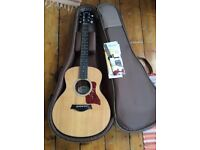 Taylor GS Mini acoustic guitar & case in great condition