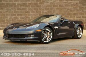 2013 Chevrolet Corvette GRAND SPORT CONVERTIBLE - FULL GM WARRAN