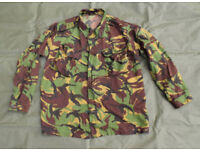 Vintage - British Army SAS Jungle DPM Shirt (180/112 XL)