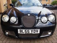 Jaguar S-Type XS Model- Low mileage and full sports body kit
