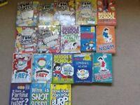 18 kids books